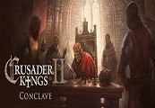 Crusader Kings II - Conclave DLC Steam CD Key