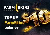 Farmskins $10 Wallet Card