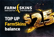 Farmskins $25 Wallet Card