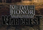 Medal of Honor: Allied Assault War Chest GOG CD Key
