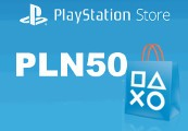 PlayStation Network Card 50 PLN