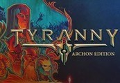 Tyranny Archon Edition Clé Steam