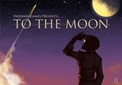 To the Moon | Steam Key | Kinguin Brasil