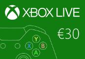 XBOX Live €30 Prepaid Card EU