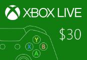 XBOX Live $70 Prepaid Card US