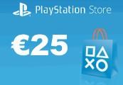 PlayStation Network Card €25 AT