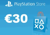 Playstation Network Card €30 FR