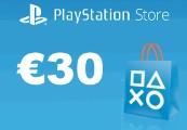 Playstation Network Card €30 FR