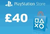 PlayStation Network Card £40 UK
