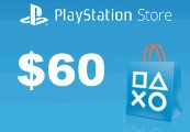 Playstation Network Card $60 US