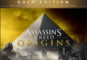 Assassin's Creed: Origins Gold Edition US Uplay CD Key