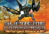Supreme Commander: Forged Alliance Chave Steam