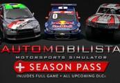 Automobilista + Season Pass Bundle Steam CD Key
