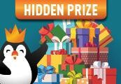Avalanche of Gifts Hidden Prize