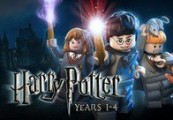 LEGO Harry Potter: Years 1-4 Chave Steam