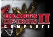 Hearts of Iron II Complete Steam CD Key