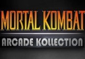 Mortal Kombat Arcade Kollection Chave Steam