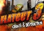 Flatout 3: Chaos & Destruction Steam CD Key