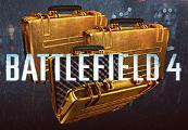 Battlefield 4 - 3 x Gold Battlepacks DLC Origin CD Key