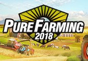 Pure Farming 2018 Deluxe Edition Steam CD Key