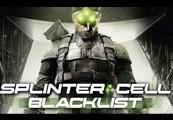 Tom Clancy's Splinter Cell: Blacklist Deluxe Edition Uplay CD Key