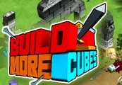 BuildMoreCubes Steam CD Key