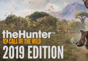 theHunter: Call of the Wild - 2019 Edition EU Steam CD Key