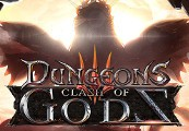 Dungeons 3 - Clash of Gods DLC Steam CD Key