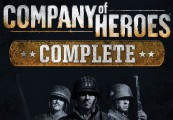 Company of Heroes Complete Edition EU Steam CD Key