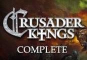 Crusader Kings Complete Steam CD Key