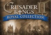 Crusader Kings II: Royal Collection Steam CD Key