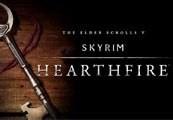 The Elder Scrolls V: Skyrim - Hearthfire EU DLC Steam CD Key