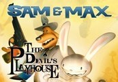 Sam & Max: The Devil's Playhouse - Clé Steam