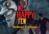 We Happy Few Digital Deluxe Edition Steam CD Key