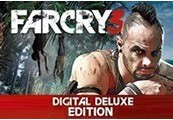Far Cry 3 Digital Deluxe Edition Uplay CD Key