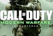 Call of Duty: Modern Warfare Remastered EU Steam CD Key