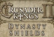 Crusader Kings 2 Dynasty Shields DLC Chave Steam