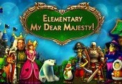 Elementary My Dear Majesty! Steam CD Key