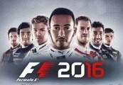 F1 2016 Steam CD Key