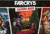 Far Cry 5 - Season Pass EMEA Uplay CD Key
