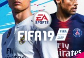 FIFA 19 - Champions Edition Upgrade EU Clé PS4