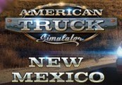 American Truck Simulator - New Mexico DLC Steam CD Key