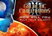 Galactic Civilizations III EU Steam CD Key