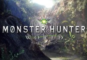 Monster Hunter: World + Pre-Purchase Bonus DLC EU Clé Steam