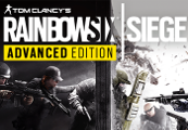 Tom Clancy's Rainbow Six Siege Advanced Edition EMEA Uplay CD Key