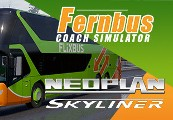 Fernbus Simulator Add-on - Neoplan Skyliner DLC Steam CD Key