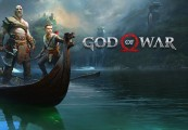 God of War - Preorder Bonus DLC EU/RU/AUS PS4 CD Key
