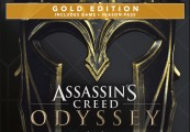 Assassin's Creed Odyssey Gold Edition EMEA Uplay CD Key