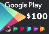 Google Play $100 US Gift Card