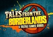 Tales from the Borderlands Clé Steam